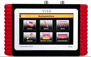 CarScope Viso Main Screen